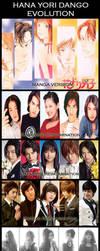 hana yori dango evolution by ice050773