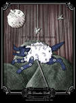 The Dresden Dolls Gig Poster
