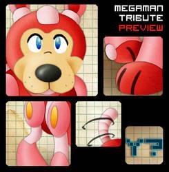 Megaman Tribute Entry 2