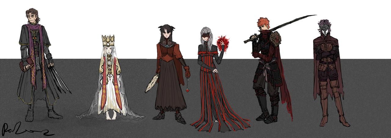 Dark Souls  Item In Najka S Room