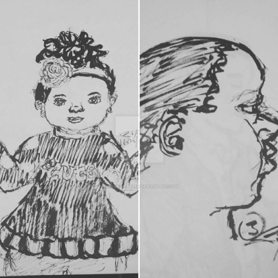 My Nephew and Niece by Memenda-Seven