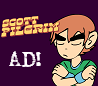 Scott Pilgrim: Flash Ad by Kirbopher15