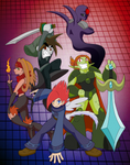 TOME Promotional Poster