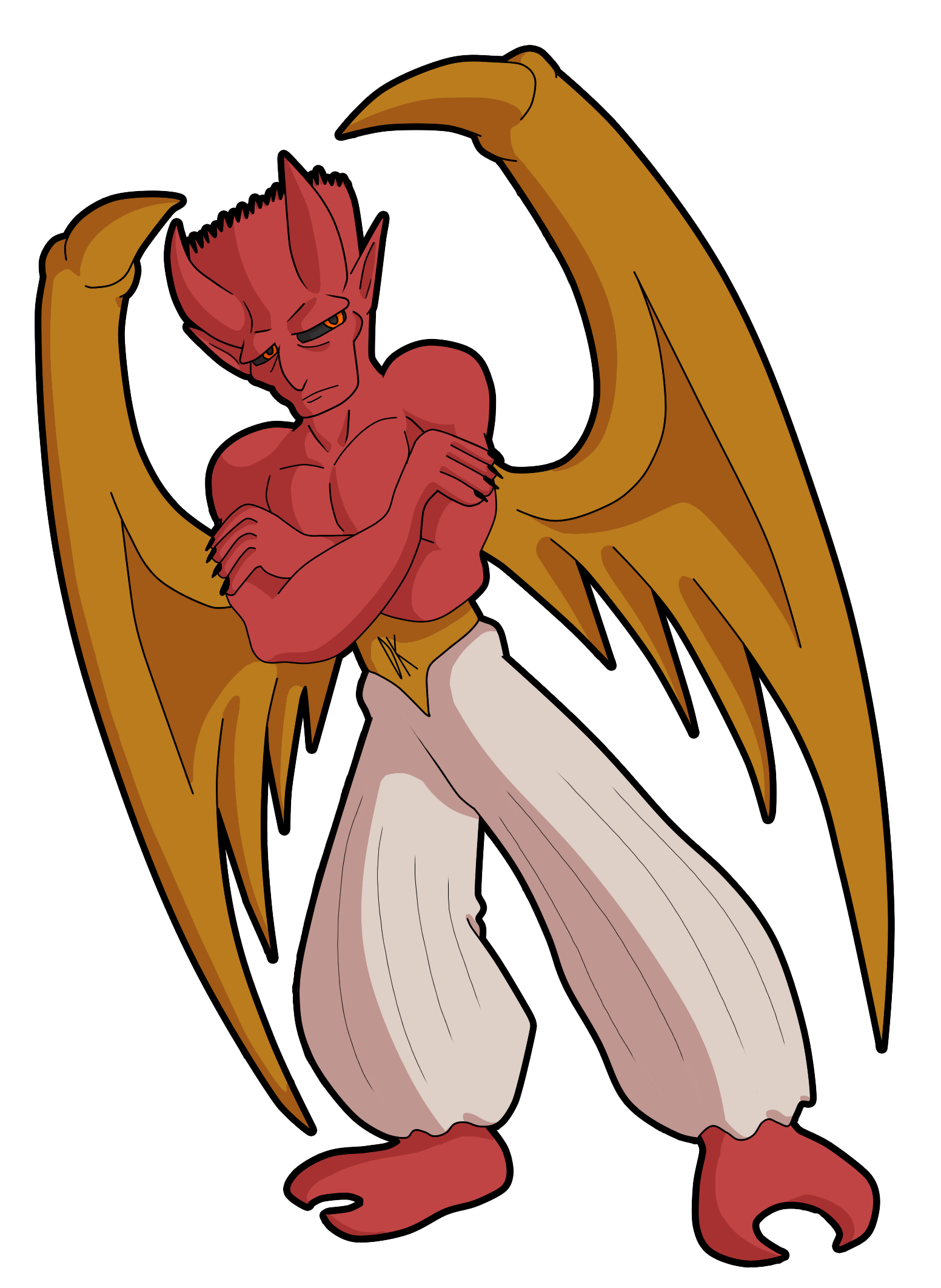 TOME: Demonking by Kirbopher15