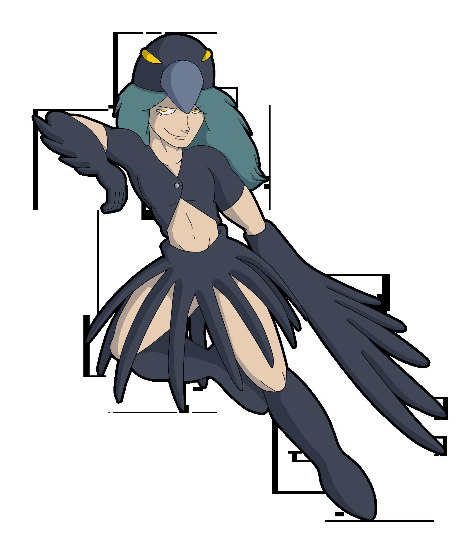 TOME: Ravenfreak by Kirbopher15