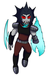 TOME: Demon Zetto by Kirbopher15
