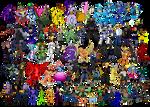 Giant Commission Swarm