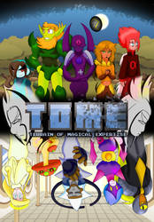 TOME: Heroes and Netkings