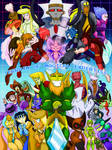 TOME: Finale Poster