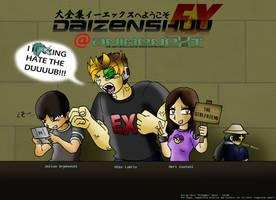 Daizex at AnimeNEXT by Kirbopher15