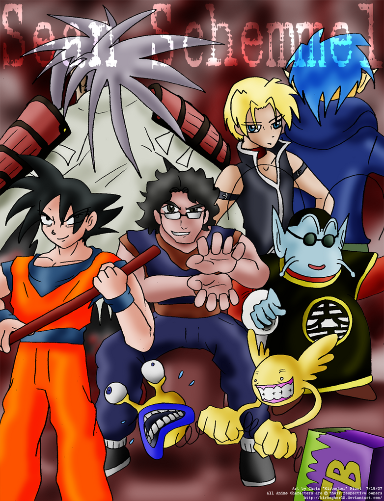 sean schemmel voices