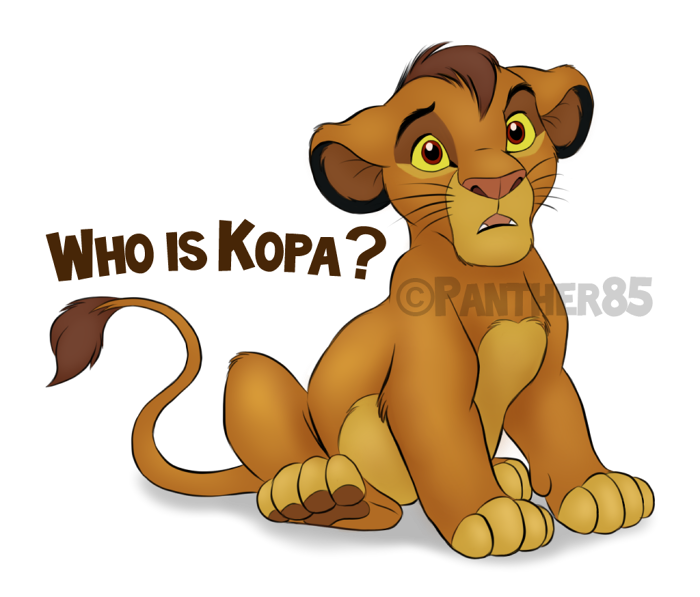 Who Is Kopa By Panther85 On Deviantart