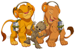 The Lion Guard-ians of the Galaxy by Panther85