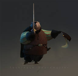 The Swordmaster by jsuursoo