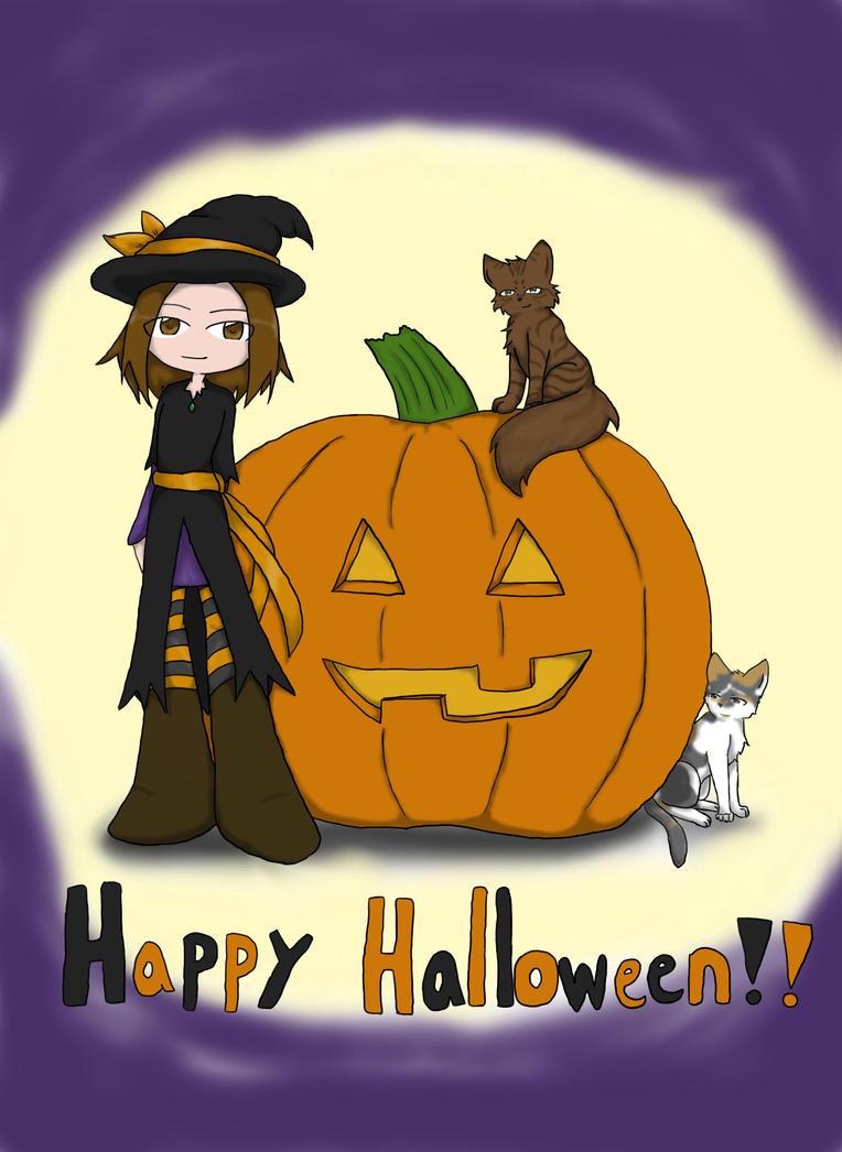 Halloween by Kaniai