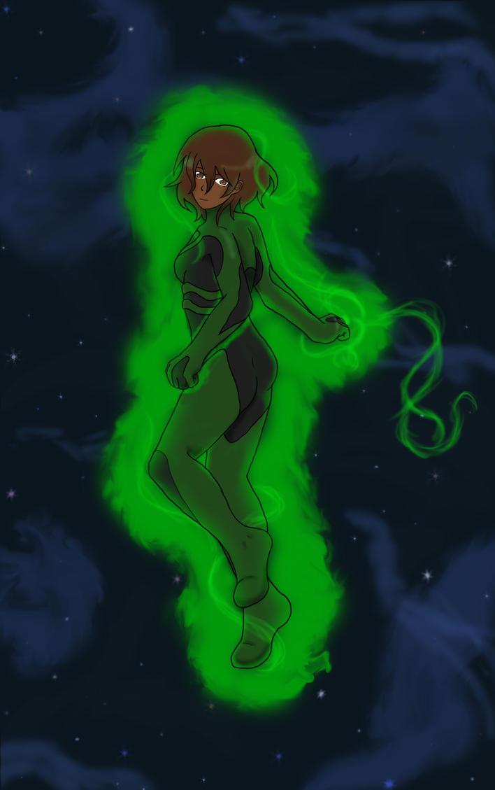 Green Lantern by Kaniai