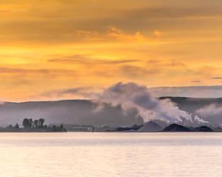 Steaming piles of.... by RobertKohler