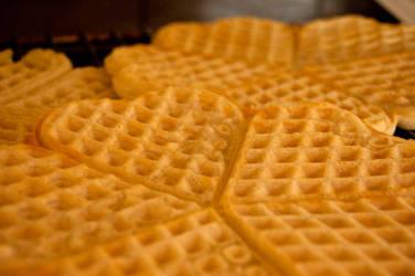 Love you: like waffles by RobertKohler
