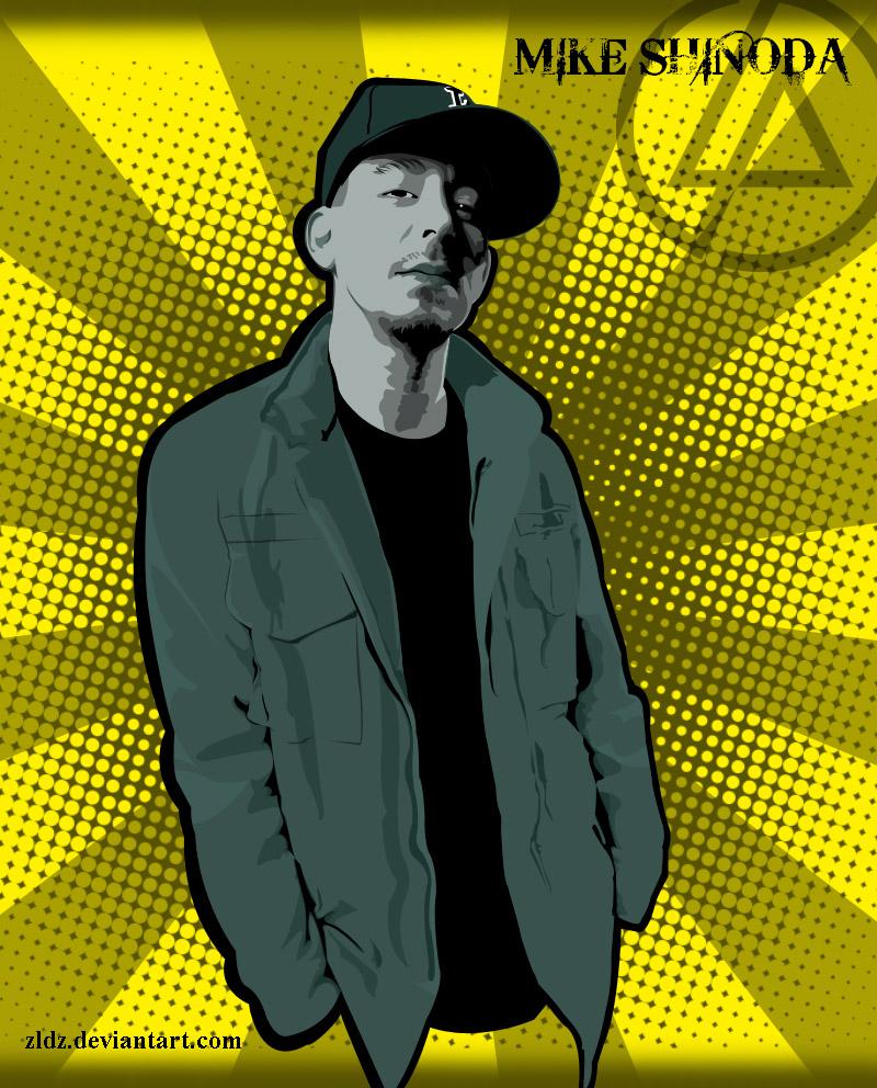 Mike Shinoda by zldz