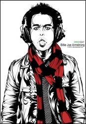 Billie Joe Armstrong by zldz