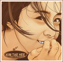 kim tae hee 3 by zldz