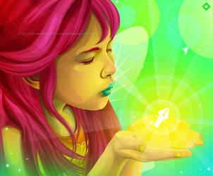 Pentool Fairy by zldz