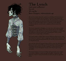 The Lynch: concept page by ed-weird