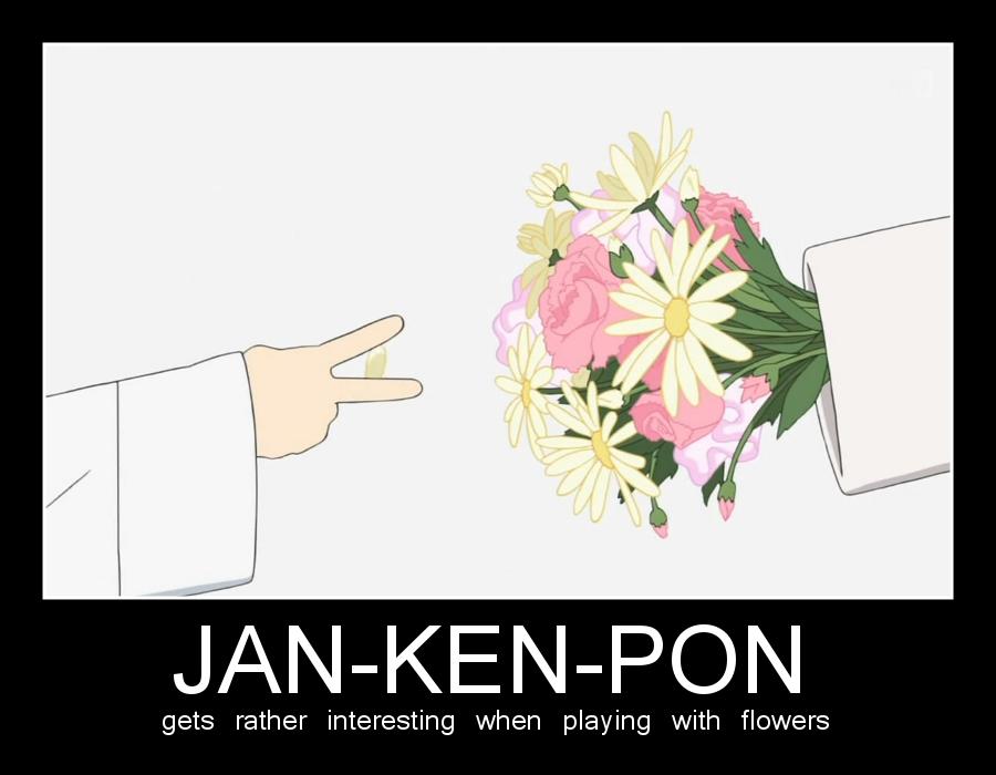 JAN-KEN-PON by chaotrix