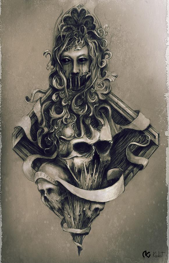 Zla kaplica by Kadvit