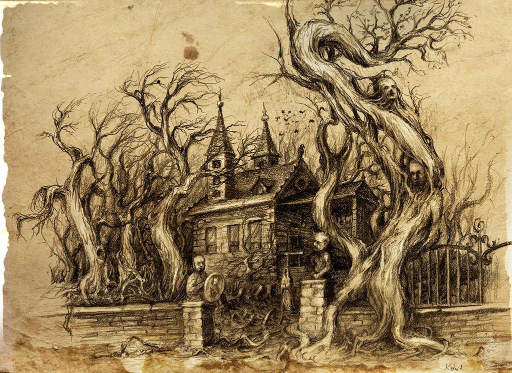 Dark House 3 M by Kadvit