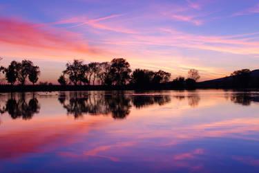 Sunset Symmetry