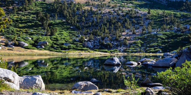 Mountain Lake by BuuckPhotography