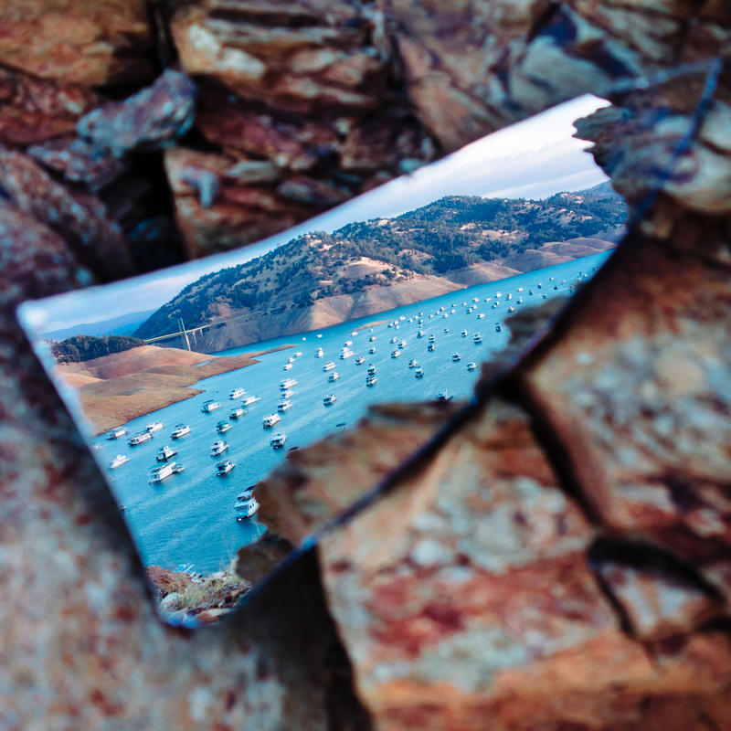Day 751 [7-10-15]: Accidental Gem by BuuckPhotography