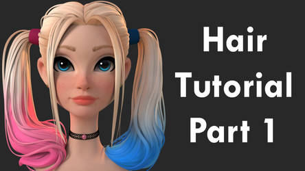 Zbrush Hair Tutorial