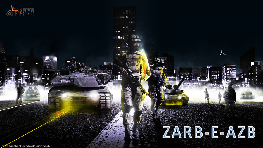 Operation AZAB-e-AZB by A-K207
