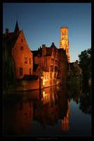 Medieval Reflections II by Meneerofongeveer
