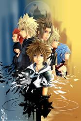 Kingdom Hearts:It All Begins.. by Cindiq