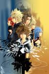 Kingdom Hearts:It All Begins..