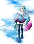 :Hatsune Miku: by Cindiq