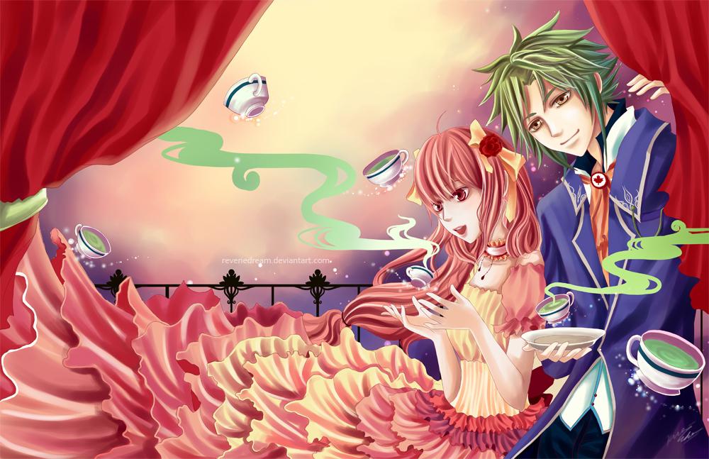 animethon - Enchanted by Cindiq