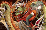 : Dragon :