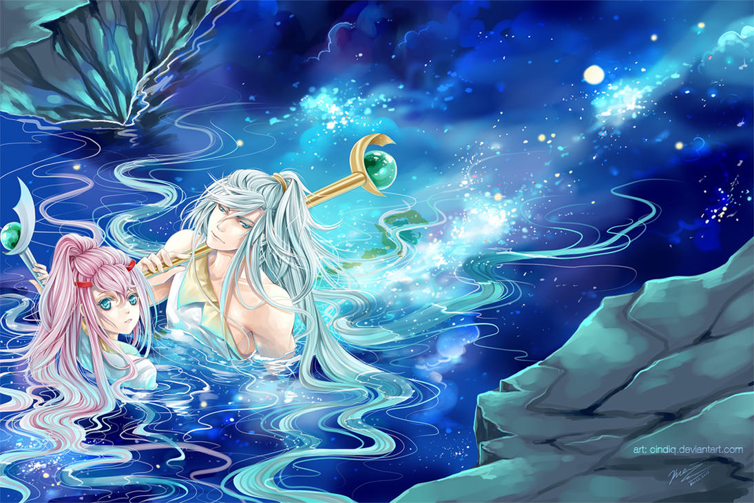 Healers by Cindiq