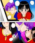 Trunks x Pan Dragon Ball