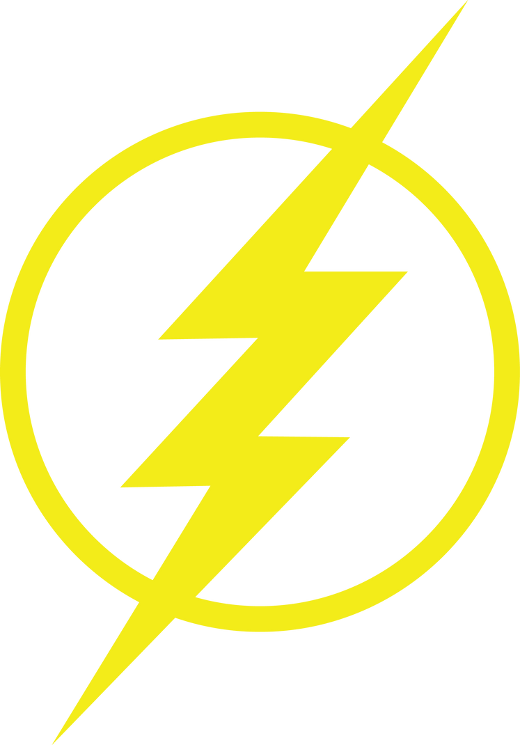the flash logo by thulung9 on deviantart