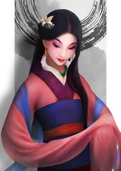 Disneyprincess Mulan
