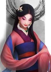 Disneyprincess Mulan