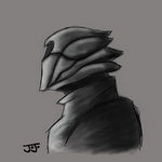 D2 Warlock sketch