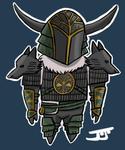 Lil' Banner Titan