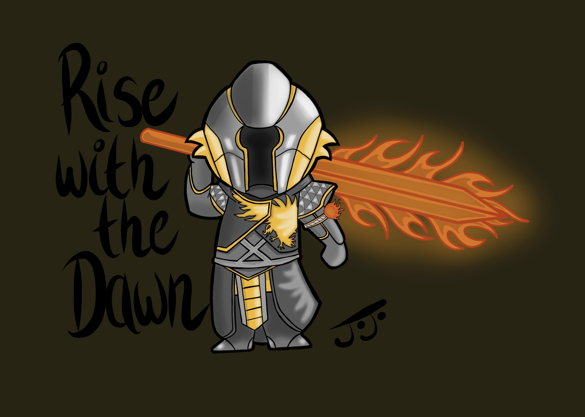 Rise with the Dawn