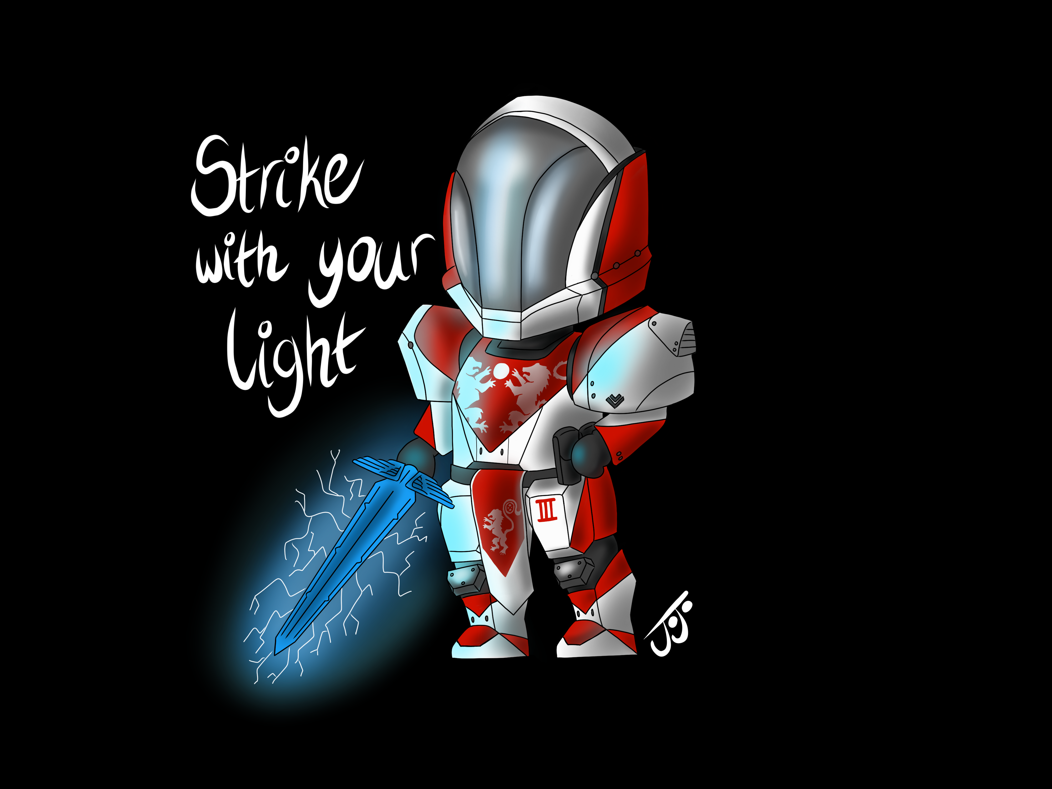 Strike with your Light